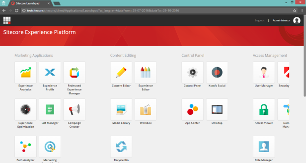 sitecore-latest-launchpad
