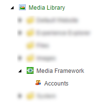 Sitecore-mediaframework-medialibrary